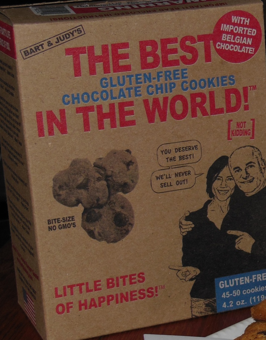 The best chocolate chip cookies in the world bart