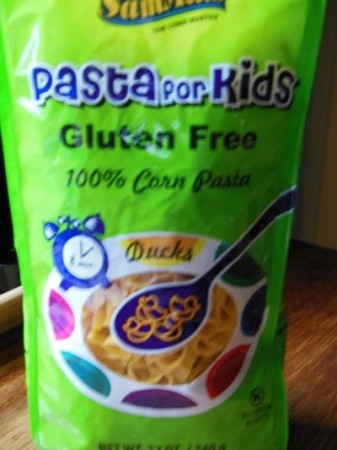 pasta for kids