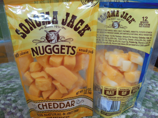 Bags of Cheese
