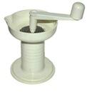 white grinder