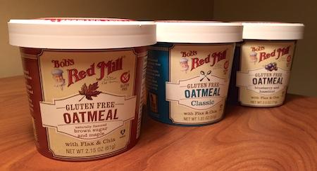 oatmeal row