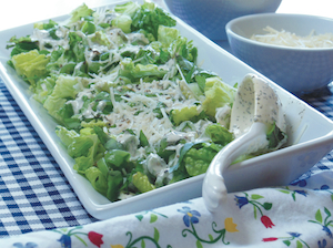 snappy salad