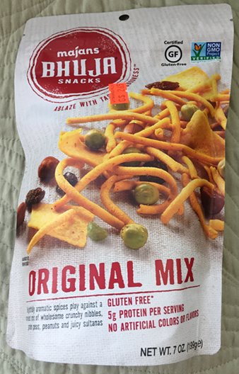 snack bag mix